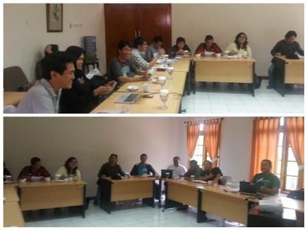 Para peserta dari Mongabay Indonesia