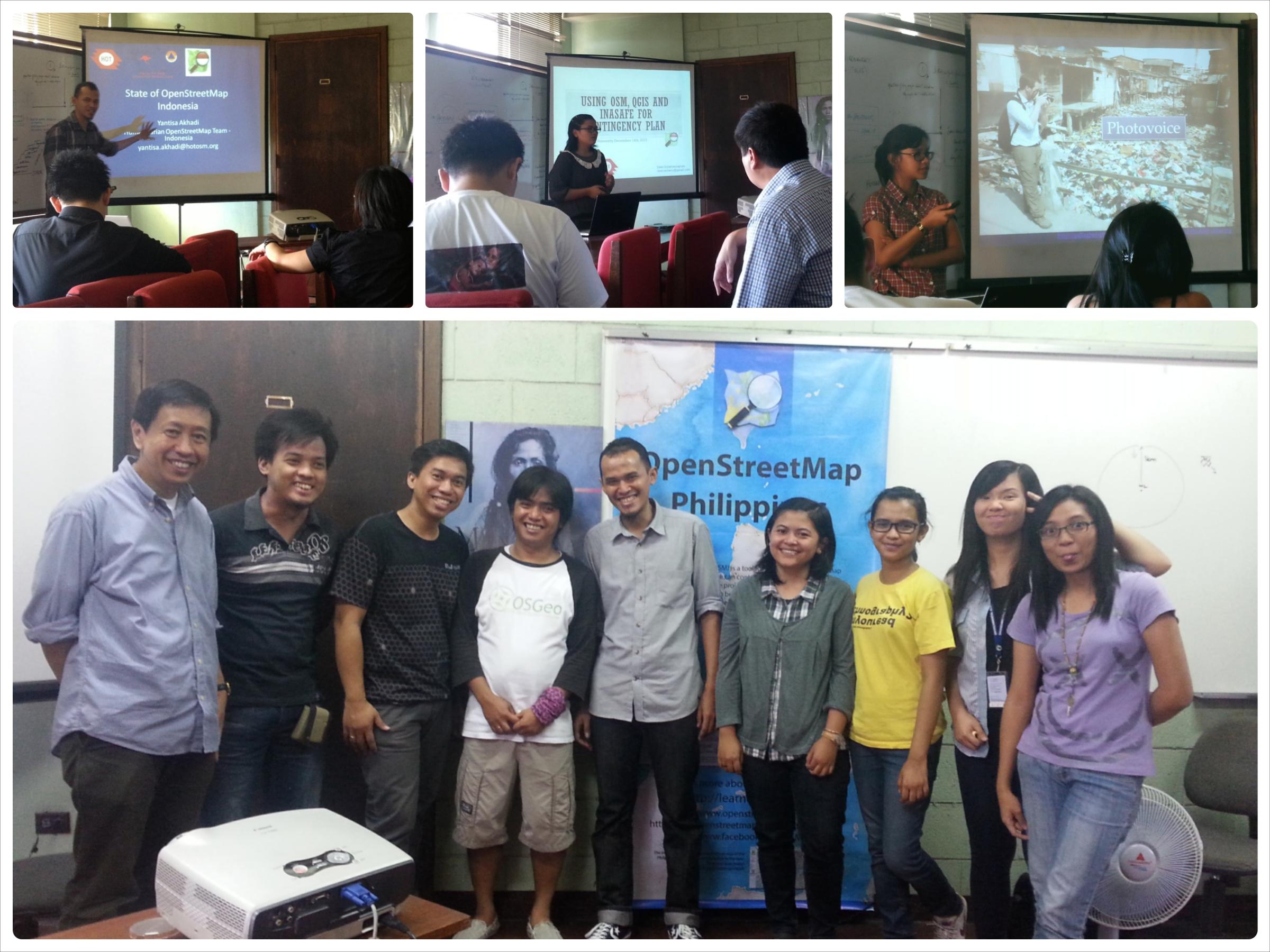 HOT ID bersama OSM Filipina