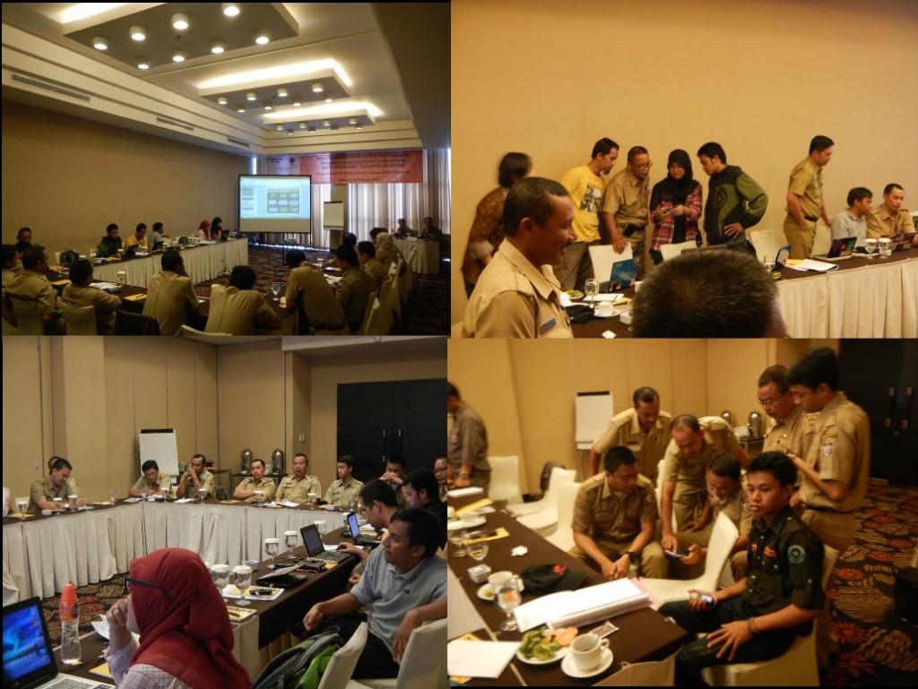 Diskusi Teknis Pelaksanaan Survei Lapang