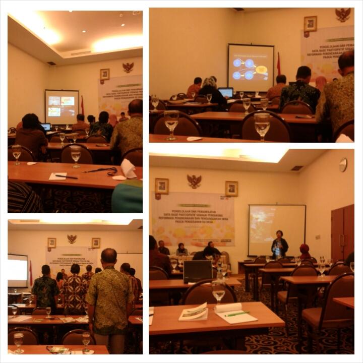 Workshop Hari Pertama