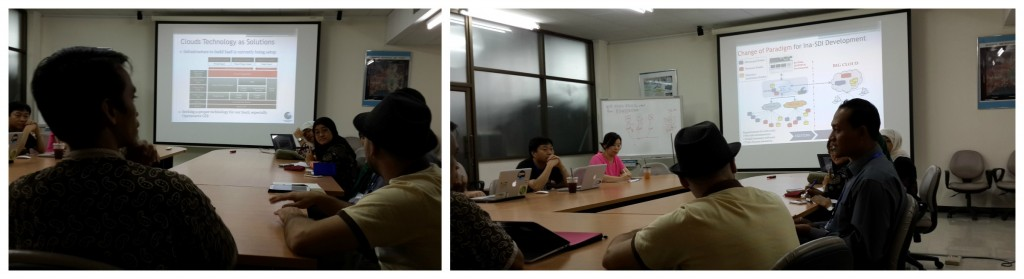 Rapat GIS Indonesia (Sumber : FOSS4G Asia Website)